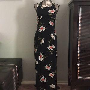 Rampage Floral long summer dress